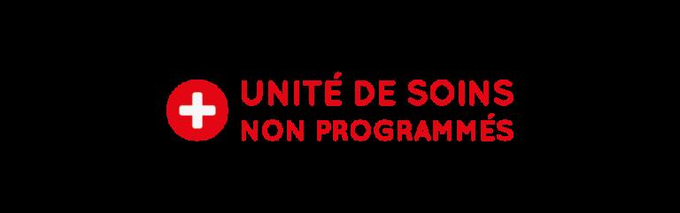 Logo Unité de soins Non programmés